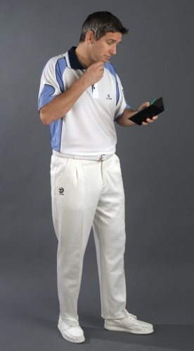 Taylor Sports Trousers – white