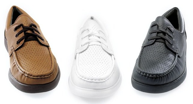 Greenz Bias Lace Bowls Shoe — Worthing