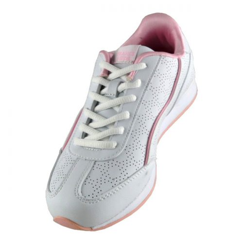 Drakes Pride Cosmic Ladies Bowls Shoe — Pink