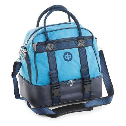 Drakes Pride Midi Bag — Petrol